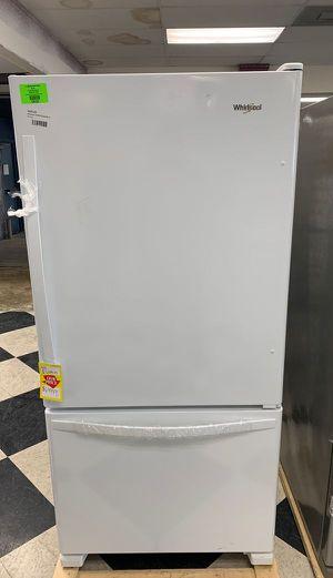 BRAND NEW WHIRLPOOL WRB322DMBW refrigerator CWL for Sale in El Segundo, CA