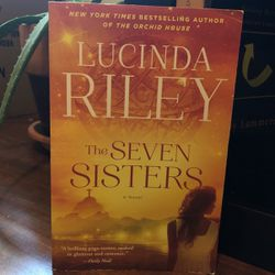 The Seven Sisters - Book By Lucinda Riley for Sale in Houston,  TX