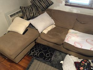 Sectional couch for Sale in Valley Stream, NY