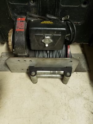 Warn winch for Sale in Scappoose, OR