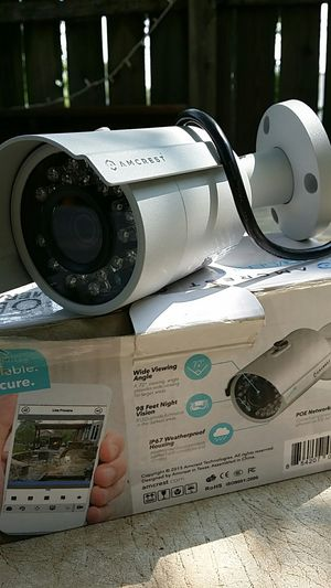Amcrest HD Series 960P POE Bullet Camera for Sale in Park Hills, MO