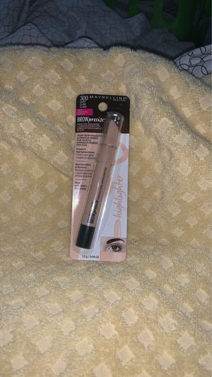 MAYBELLINE Brow Precise light for Sale in Johnson City, TN
