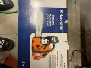 Husqvarna 450 Rancher 20 inch bar chainsaw for Sale in Columbus, OH