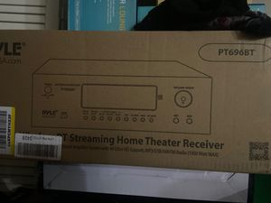 Pyle Bluetooth Home Theatre Receiver for Sale in Mesa, AZ