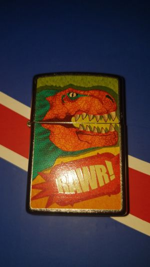RAWR! Zippo t mex lighter for Sale in Vancouver, WA