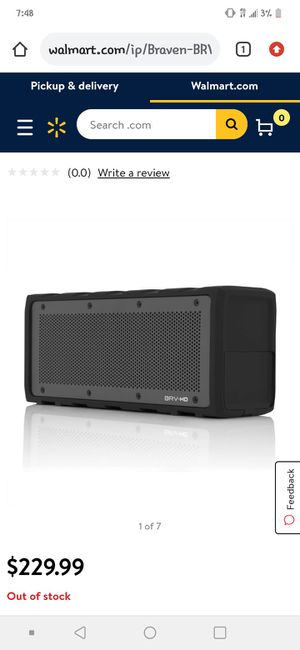 BRV HD SPEAKER for Sale in Anaheim, CA