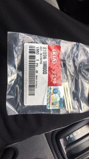 OEM genuine KIA key for Sale in Salt Lake City, UT