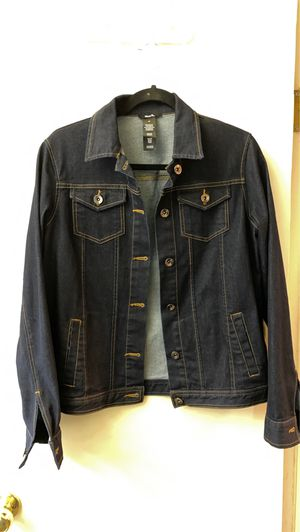 Mark Jean Jacket for Sale in Fresno, CA