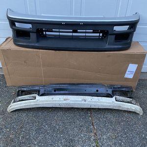 90-91 Honda CRX Front Bumper W/ Xenon front Lip Air Dam EF for Sale in Seattle, WA