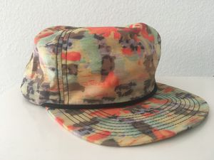Brixton Cap Hat SnapBack BRXTN Tie Dye Multicolor Splash for Sale in Los Angeles, CA