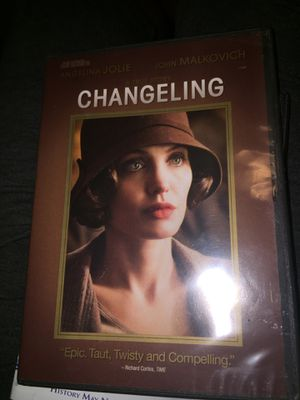 Dvd changeling for Sale in Tampa, FL
