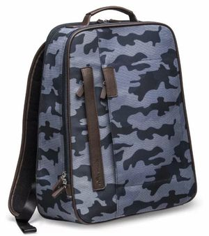 New!! Peter Millar backpack in blue camouflage for Sale in Snohomish, WA