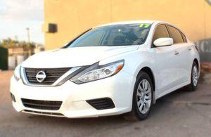 2017 Nissan Altima for Sale in Tucson, AZ