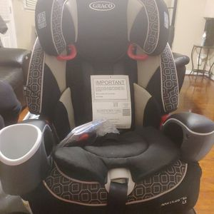 Graco nautilus 65 3-in-1 harness booster car seat. for Sale in Hazel Park, MI