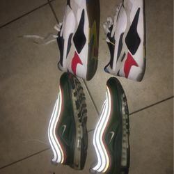 air maxs and puma for Sale in Las Vegas,  NV