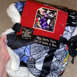 Nightmare Before Christmas Blanket for Sale in Villa Park, CA