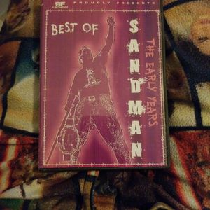 ECW Best Of Sandman The Early Years Dvd for Sale in Chicago, IL