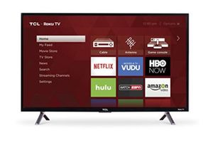 TCL 32S305 32 Inch 720p Roku Smart LED TV for Sale in New York, NY