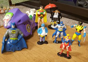 Batman figurines for Sale in Tremont, IL