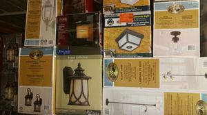Lighting exterio interior and many more for Sale in St. Louis, MO