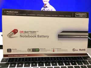 Dr. Battery Notebook Replacement For toshiba for Sale in Chicago, IL