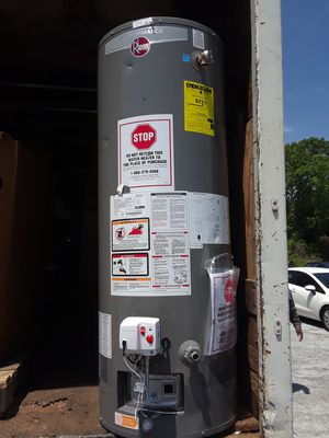 Rheem 50 GALLON Gas Water Heater for Sale in Atlanta, GA