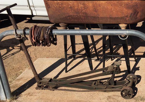 Vintage Weaver Low Way Floor Jack For Sale In Phoenix Az
