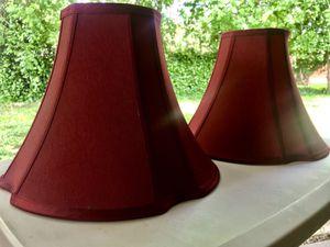 Lamp shades for Sale in La Porte, TX
