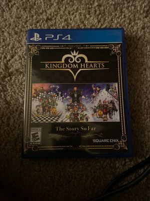 Kingdom hearts the story so far for Sale in San Diego, CA