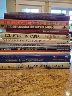 Origami Book Collection! for Sale in Renton, WA
