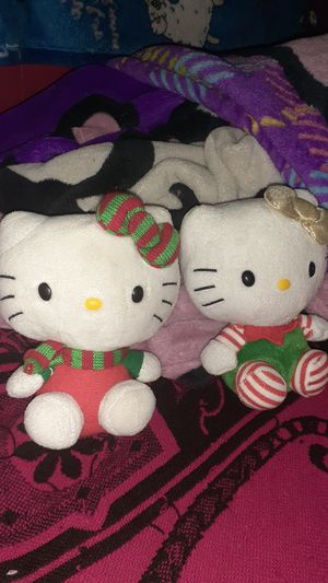Hello kitty Christmas 5inch for Sale in Houston, TX