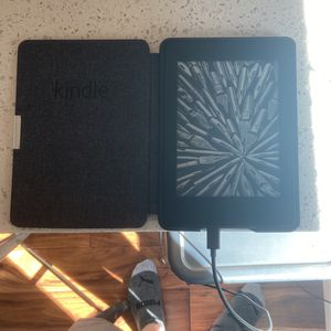"""Kindle Paper White 7th Generation Black 6"""" With Built In Light for Sale in Costa Mesa, CA"""