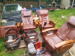 Pedicure massage chair for Sale in Annandale, VA
