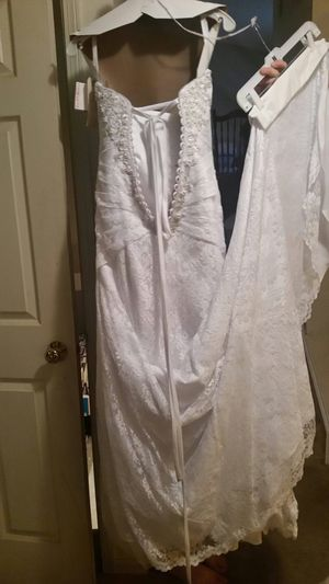Wedding dress for Sale in Leesburg, VA