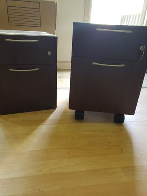 Two Filing Cabinets for Sale in Easley, SC
