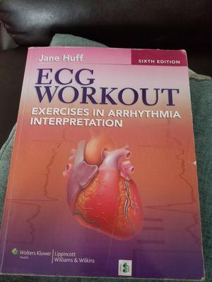 EKG book for Sale in Miami Gardens, FL