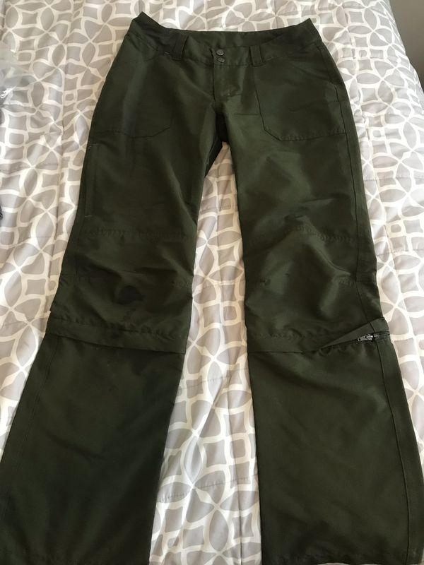 Green Size 6 Women's Patagonia Pants