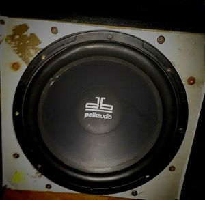 Subwoofer for Sale in Modesto, CA