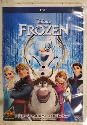 Disney Frozen DVD for Sale in Garfield, NJ