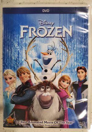 Disney Frozen DVD for Sale in Garfield, NJ