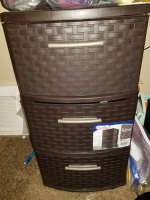 Storage container drawers for Sale in Cleveland, OH