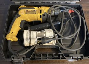 Dewalt cord drill for Sale in Pataskala, OH