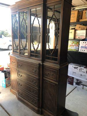 Antique China Hutch for Sale in Phoenix, AZ