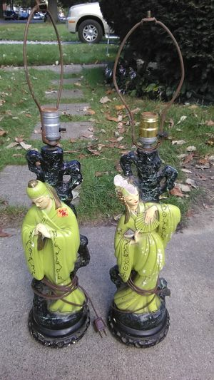 Antique lamps for Sale in Detroit, MI