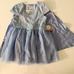 Disney Frozen Dress With Cape for Sale in Atlanta, GA