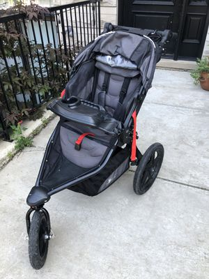 BOB Revolution Pro Jogging Stroller with Tray, Console and Britax Adapter for Sale in Chicago, IL