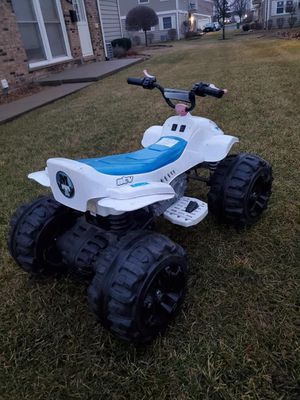 Kid child battery powered 4 wheeler ATV for Sale in Orland Hills, IL