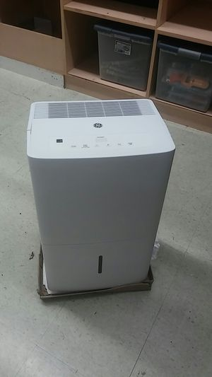 GENERAL ELECTRIC 50 PT. DEHUMIDIFIER ENERGY STAR for Sale in Phoenix, AZ