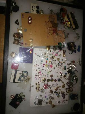 Earrings lots of earrings for Sale in Wichita, KS