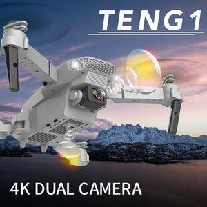 Drone E88 Pro WIFI FPV 4K HD Camera Foldable Selfie RC Quadcopter Aerial Photo for Sale in El Monte, CA